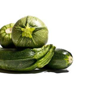 zucchine tonde a Km 0